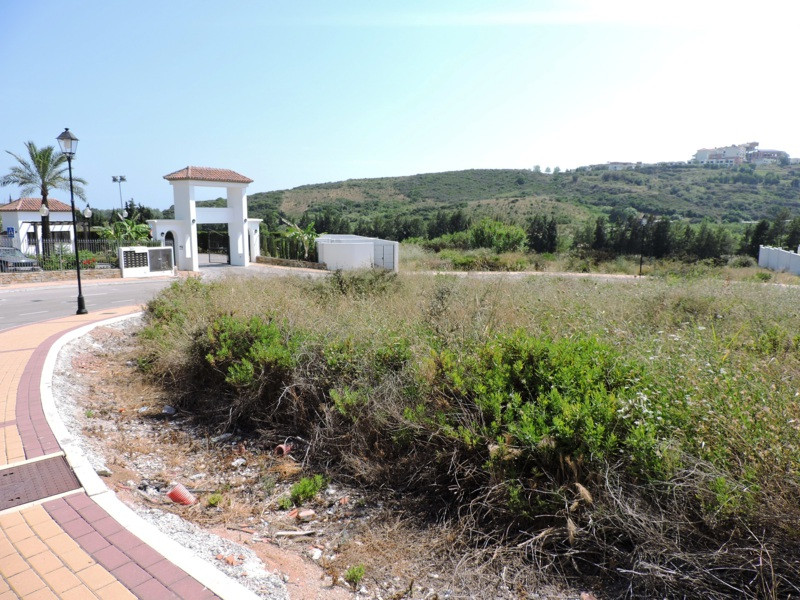 Residential Plot, Casares, Costa del Sol. .  Setting : Frontline Golf, Close To Golf, Close To Port,,Spain