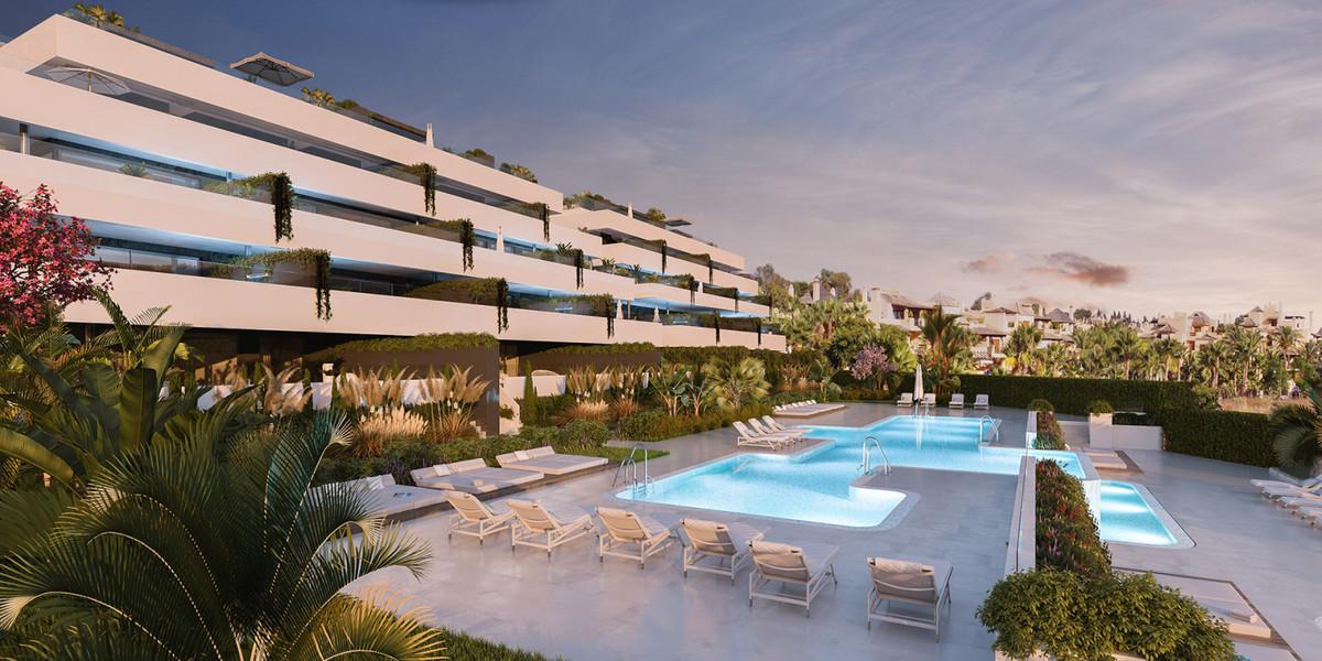 Apartment Ground Floor Estepona Málaga Costa del Sol R3302770
