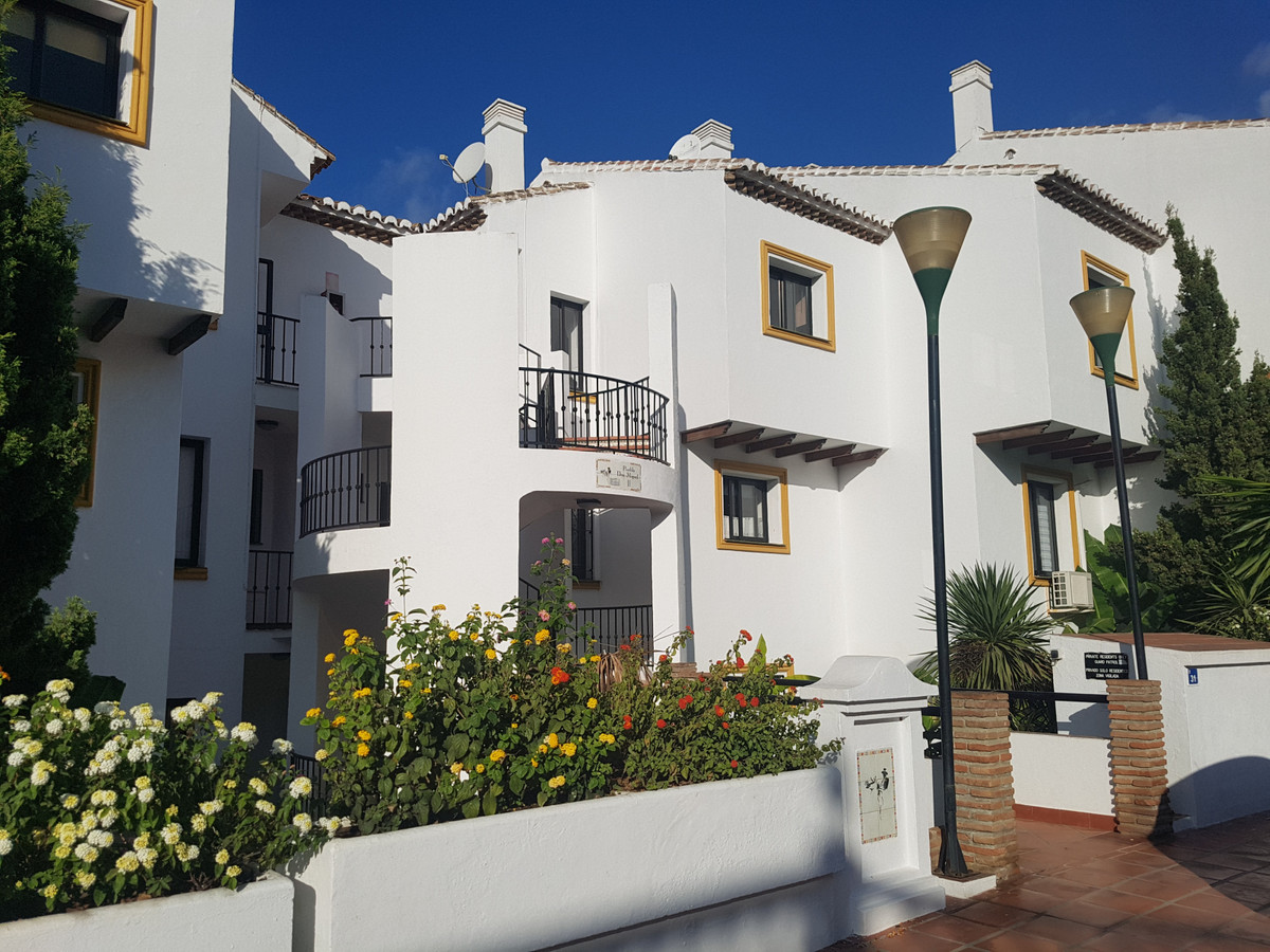 Nice and cozy 2 beds/2 baths apartment in the lower part of Riviera,Pueblo Don Miguel a complex of a,Spain