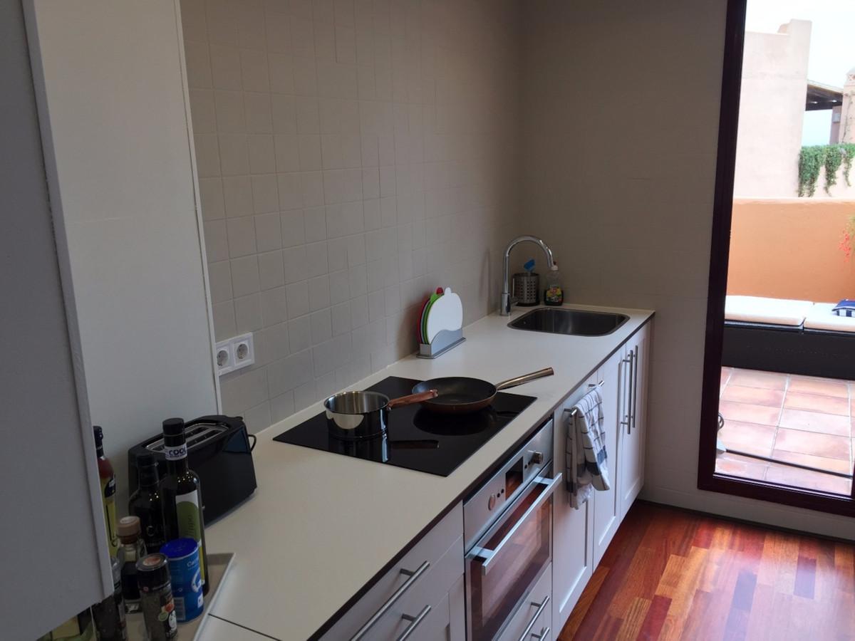 A beautiful duplex apartment
