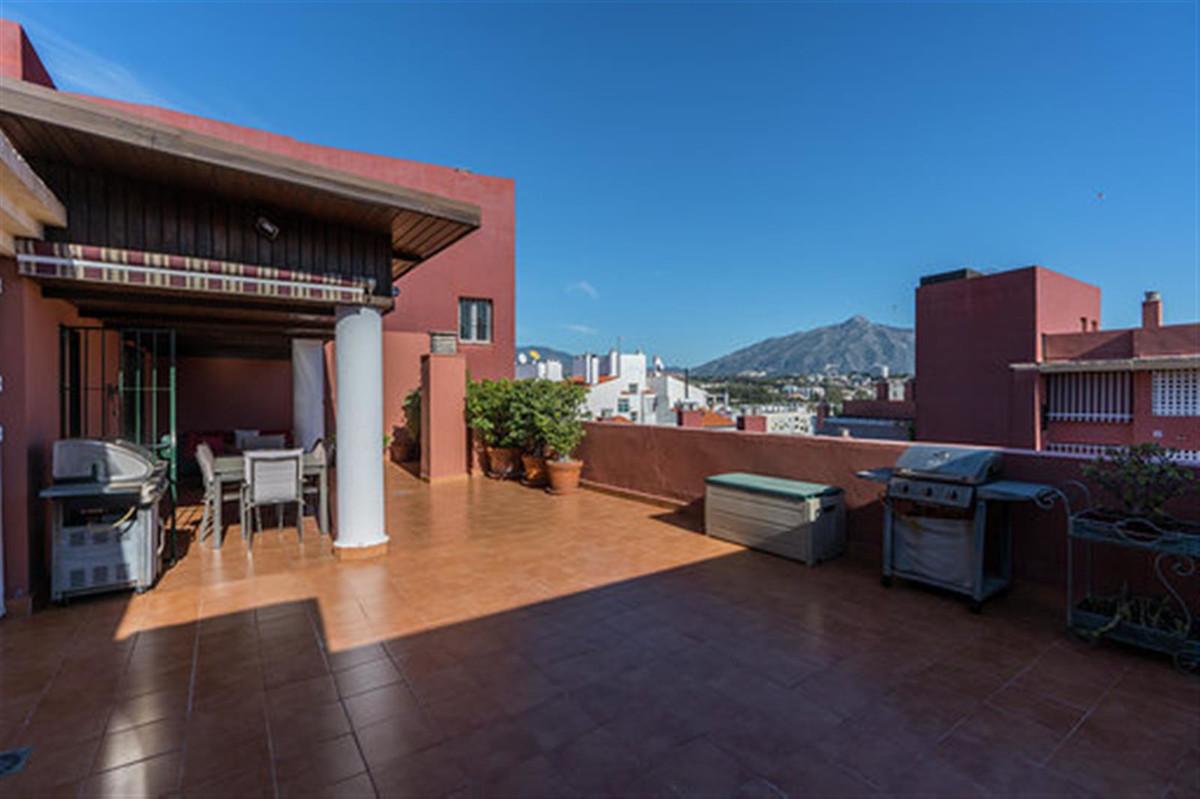 Penthouse for sale in San Pedro de Alcántara