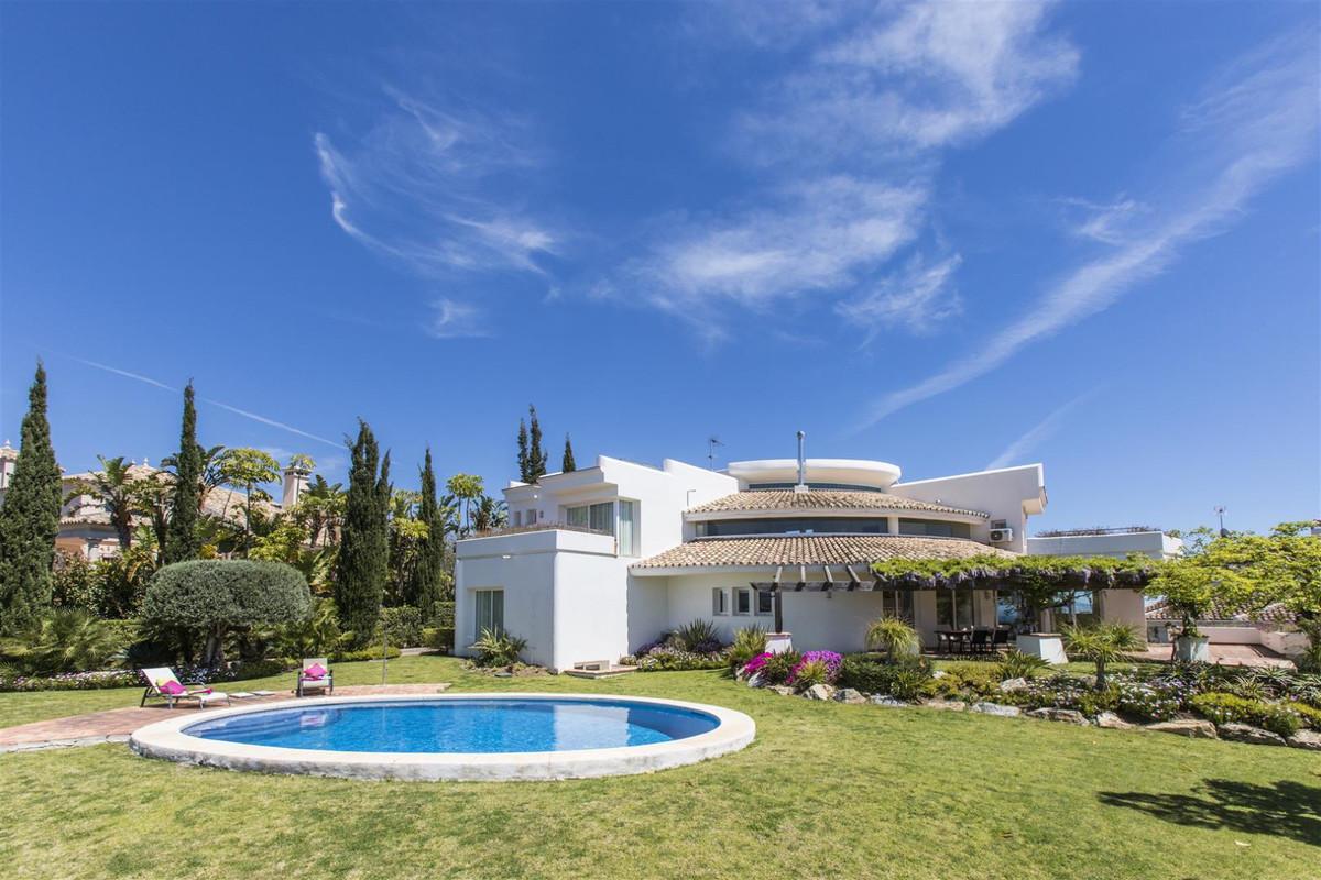 Villa Individuelle à Los Flamingos, Costa del Sol