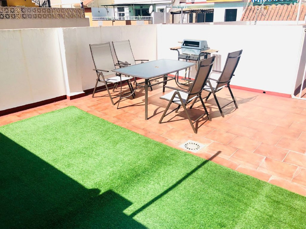 Fantastic penthouse in the heart of Fuengirola (Plaza Constitucion) and on the second line of the be,Spain