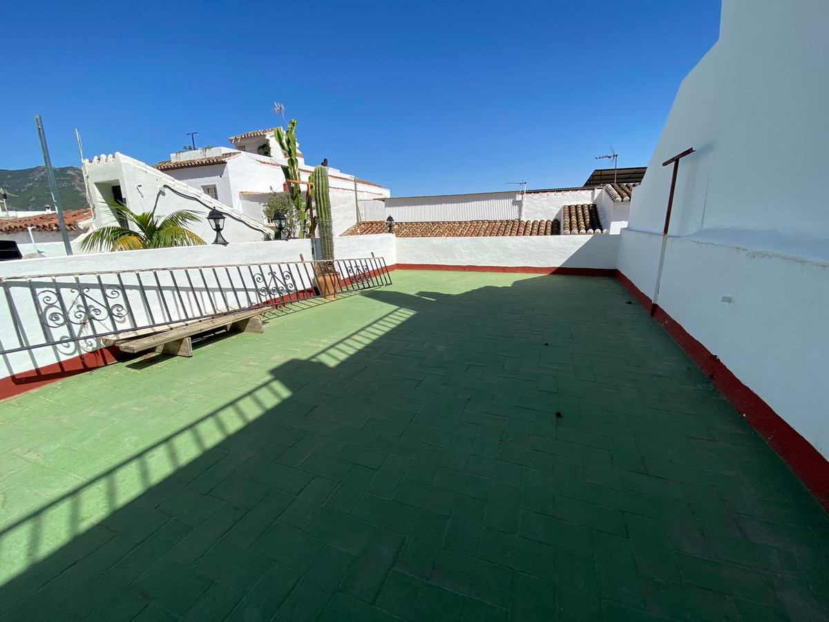 Townhouse Terraced Mijas Málaga Costa del Sol R3676088