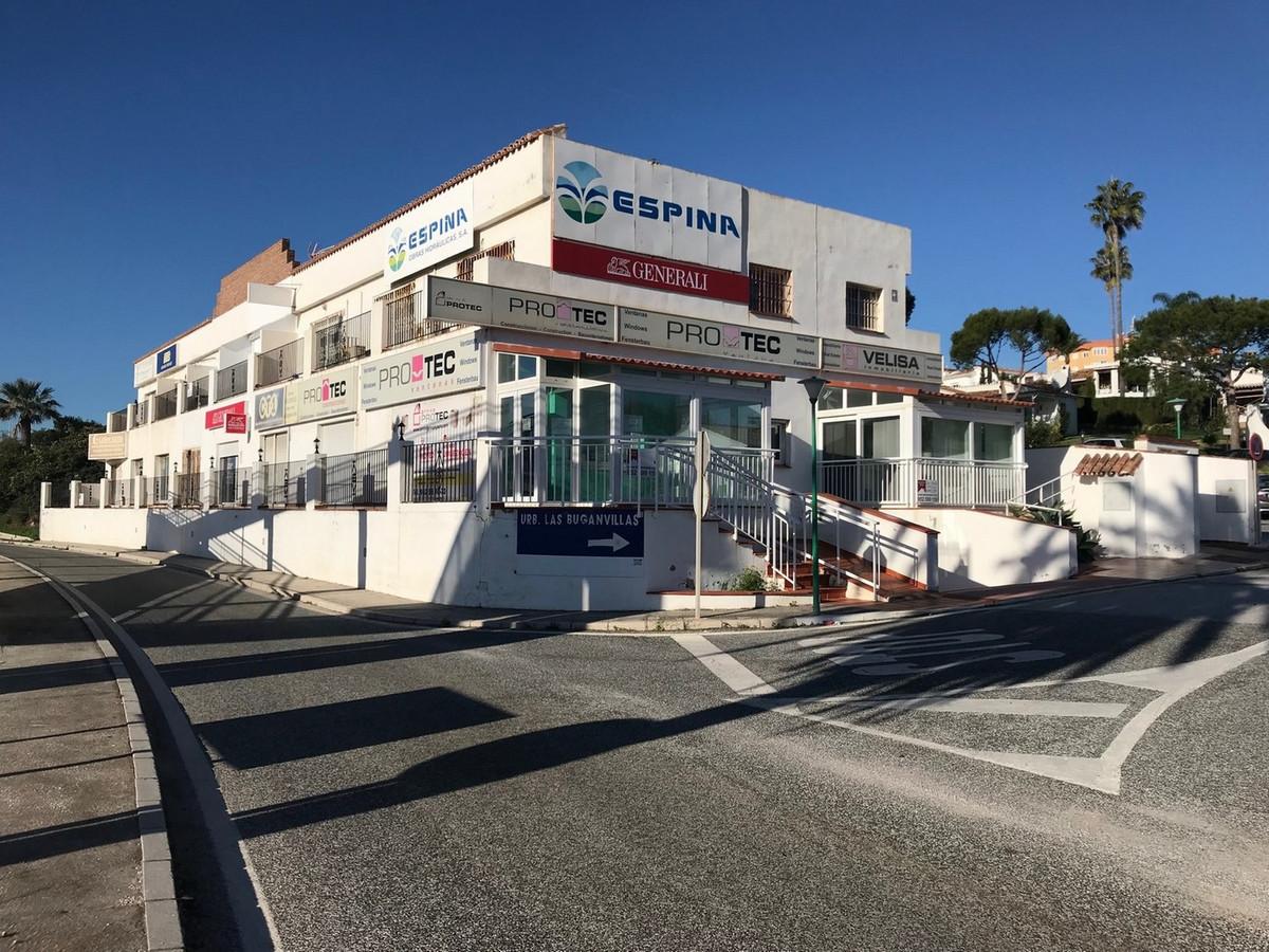 Commercieel Te Koop - El Chaparral