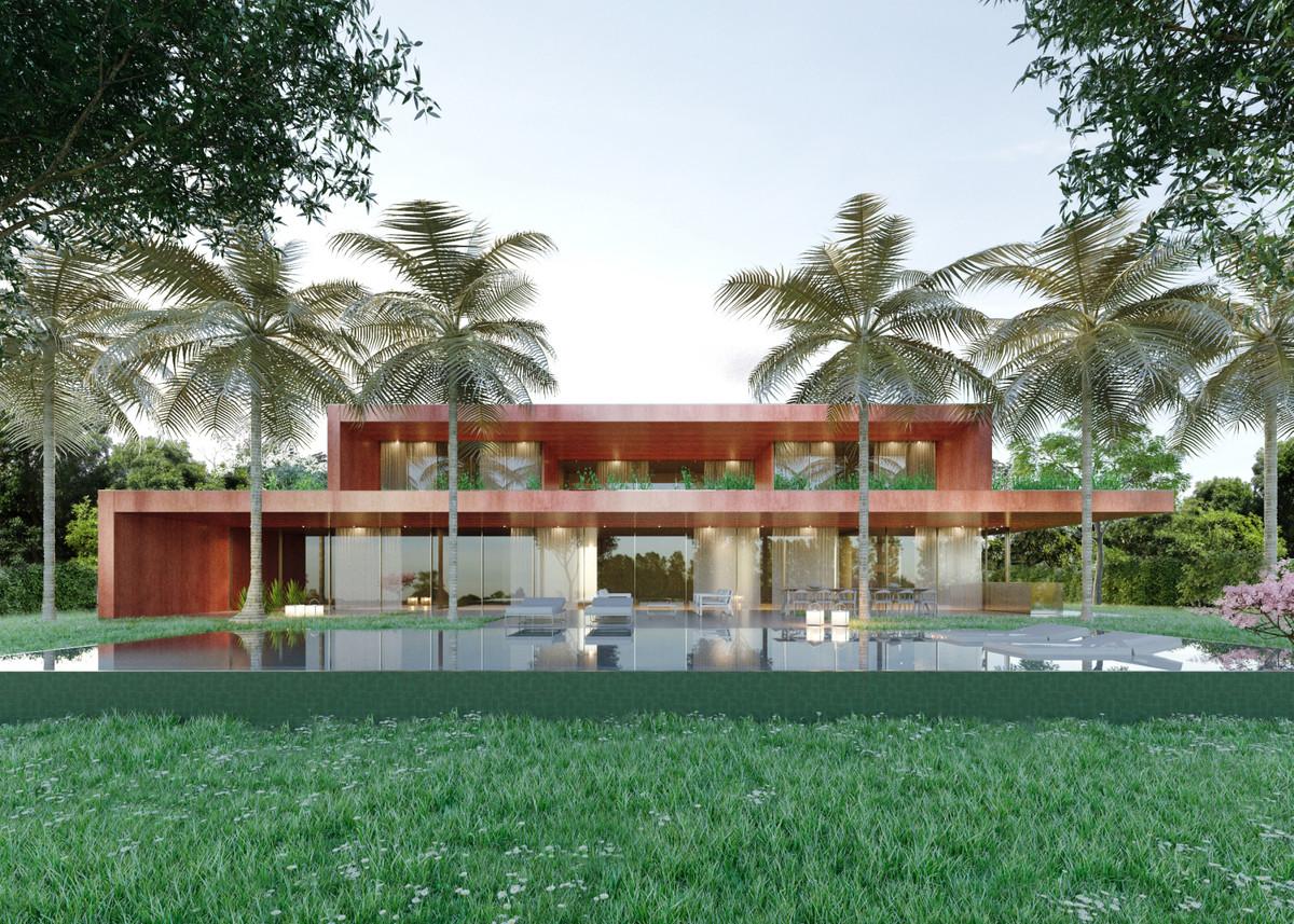 Villa Detached in Sotogrande Alto, Costa del Sol