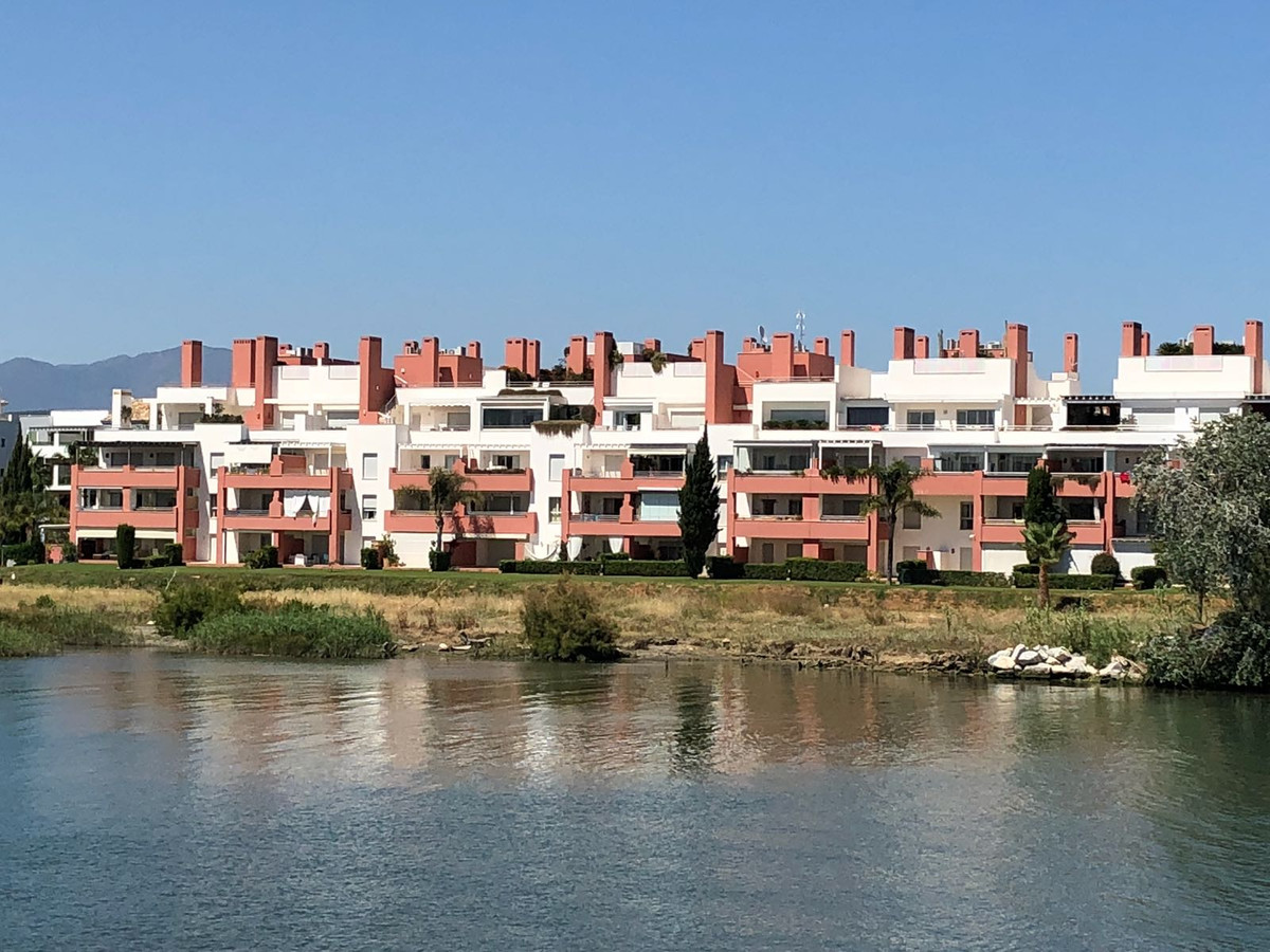 Apartment in Sotogrande Marina  SECOND FLOOR APARTMENT IN RIBERA DE LA TENCA.  South facing apartmen,Spain