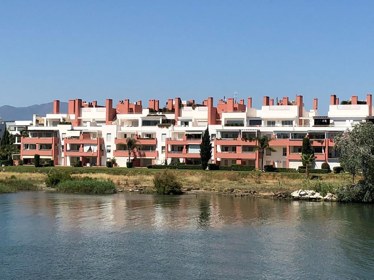 Apartment in Sotogrande Marina  SECOND FLOOR APARTMENT IN RIBERA DE LA TENCA.  South facing apartmenSpain
