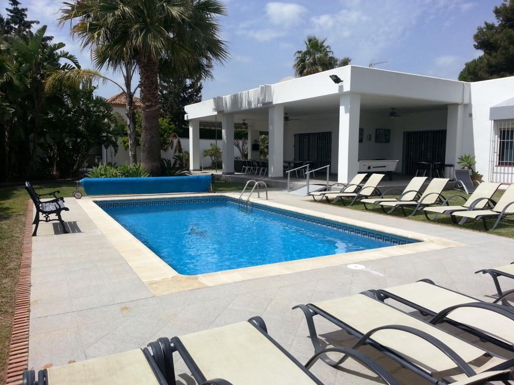 Villa in Nagueles