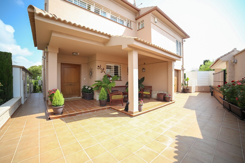 7 Sovero Villa til salgs Torremolinos