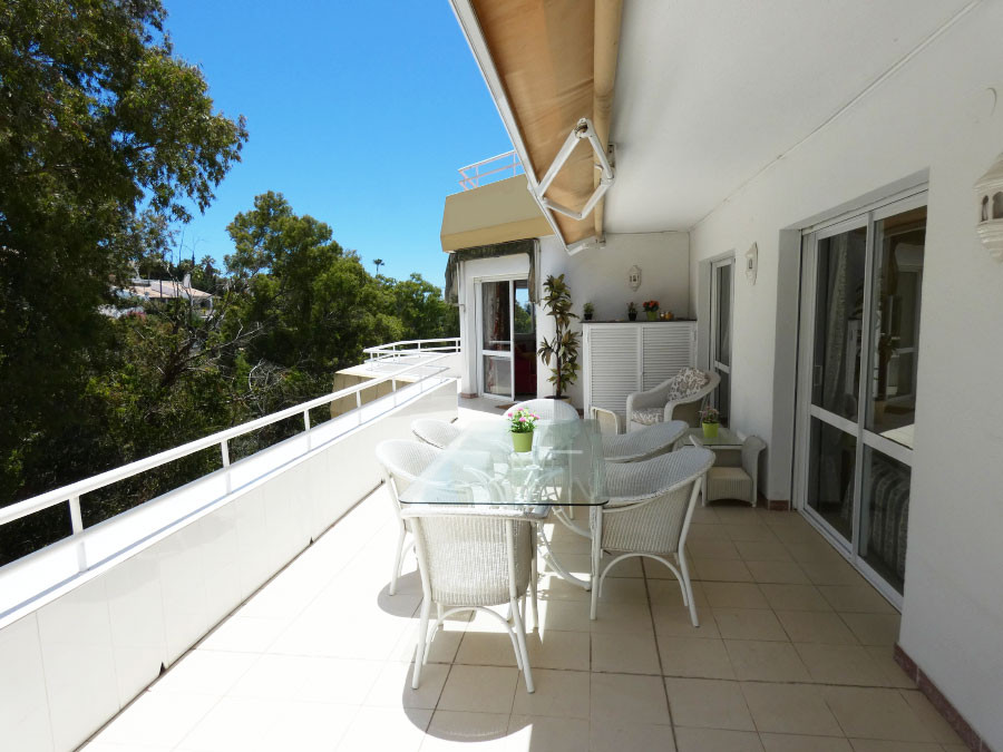 GOOD OPORTUNITY! Very nice penthouse with huge solarium located right next to Torrequebrada golf cou,Spain