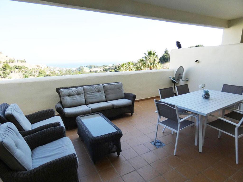 Benalmadena Costa, located close to the golf course of Torrequebrada, this ground floor apartment of,Spain