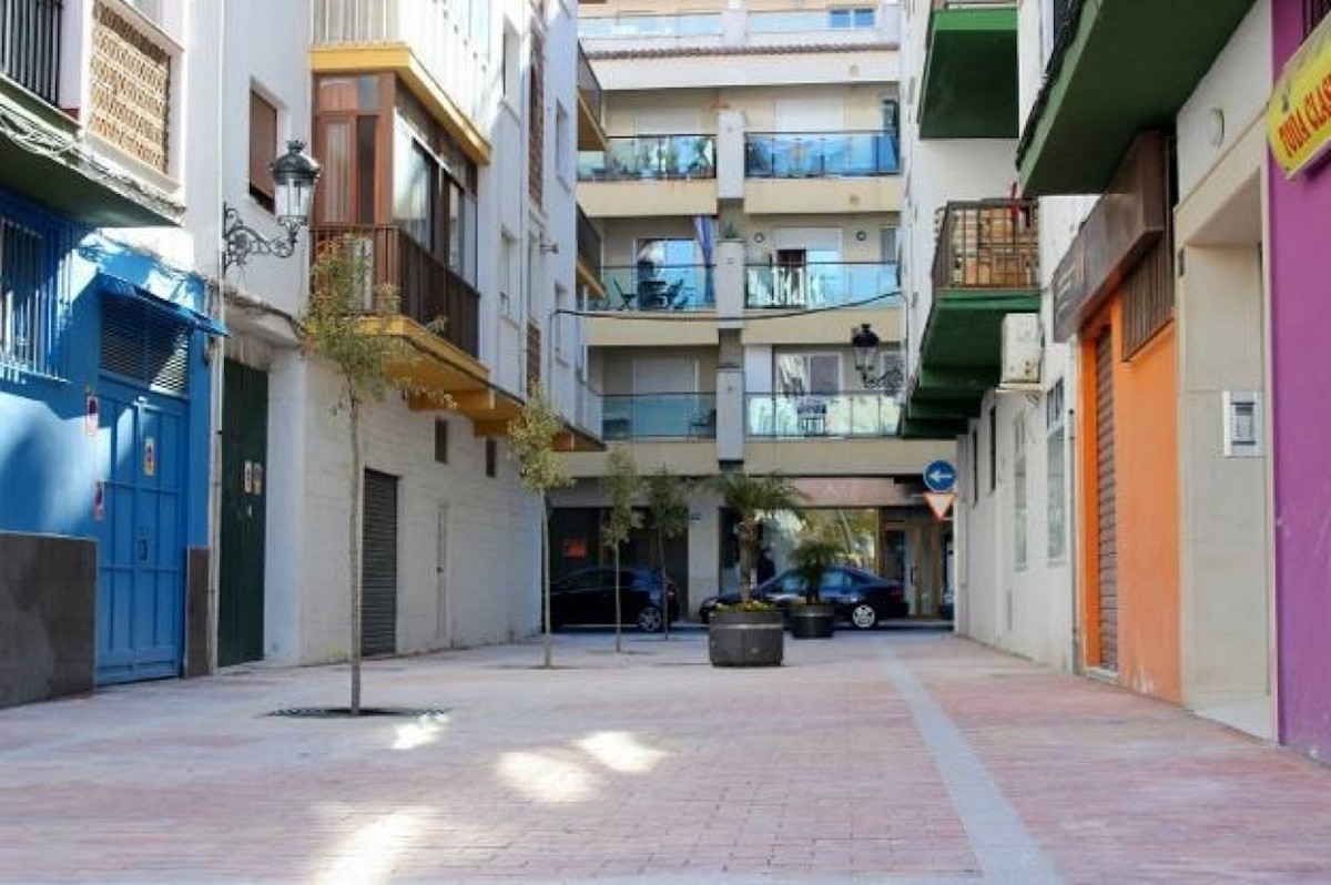 Lägenhet i Estepona