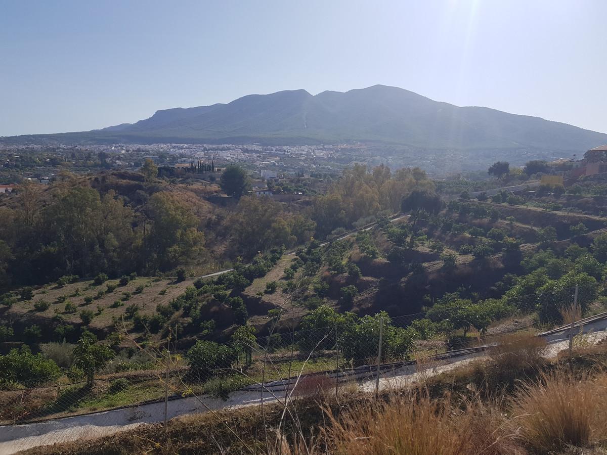 Ref:R3750955 Plot - Land For Sale in Alhaurín el Grande