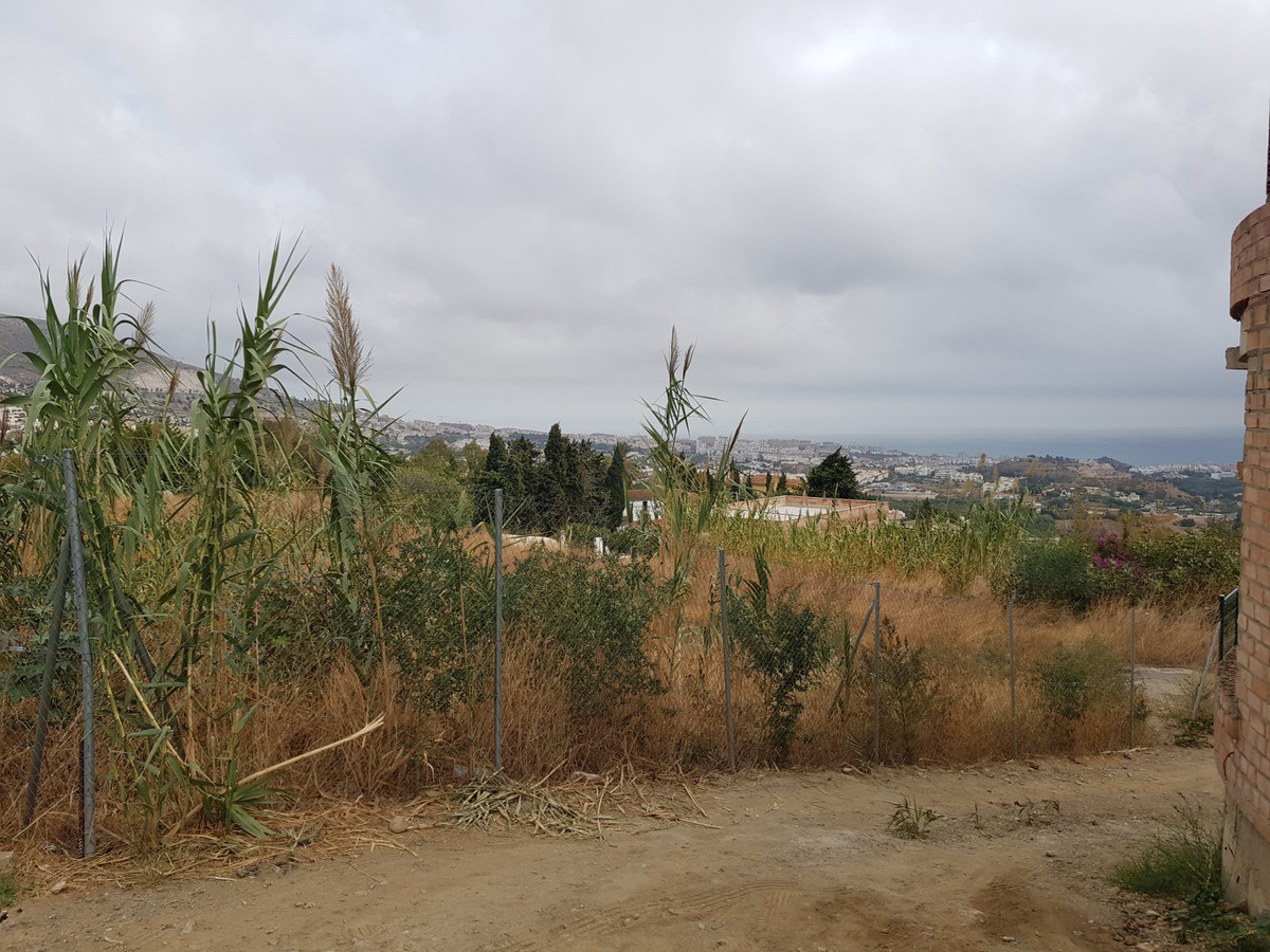 Ref:R3737458 Plot - Residential Plot For Sale in Benalmadena Pueblo