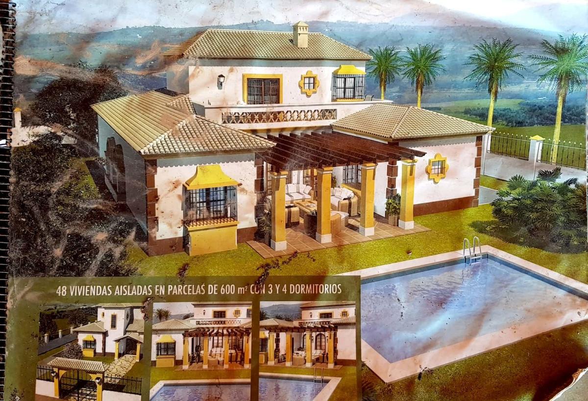 Ref:R3592774 Plot - Residential Plot For Sale in Coín
