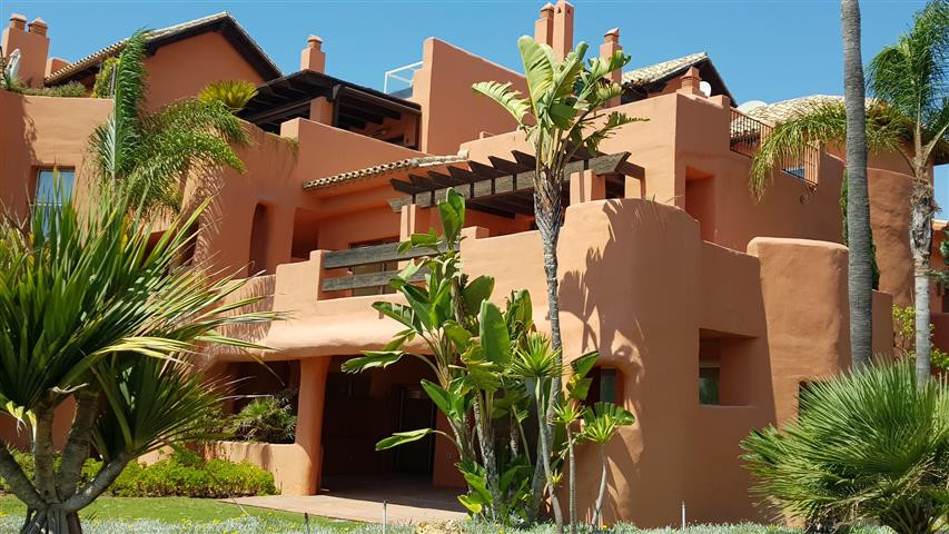 La Morera is a beachfront apartment complex in the prestigious area of  'La Reserva de Los Monte,Spain