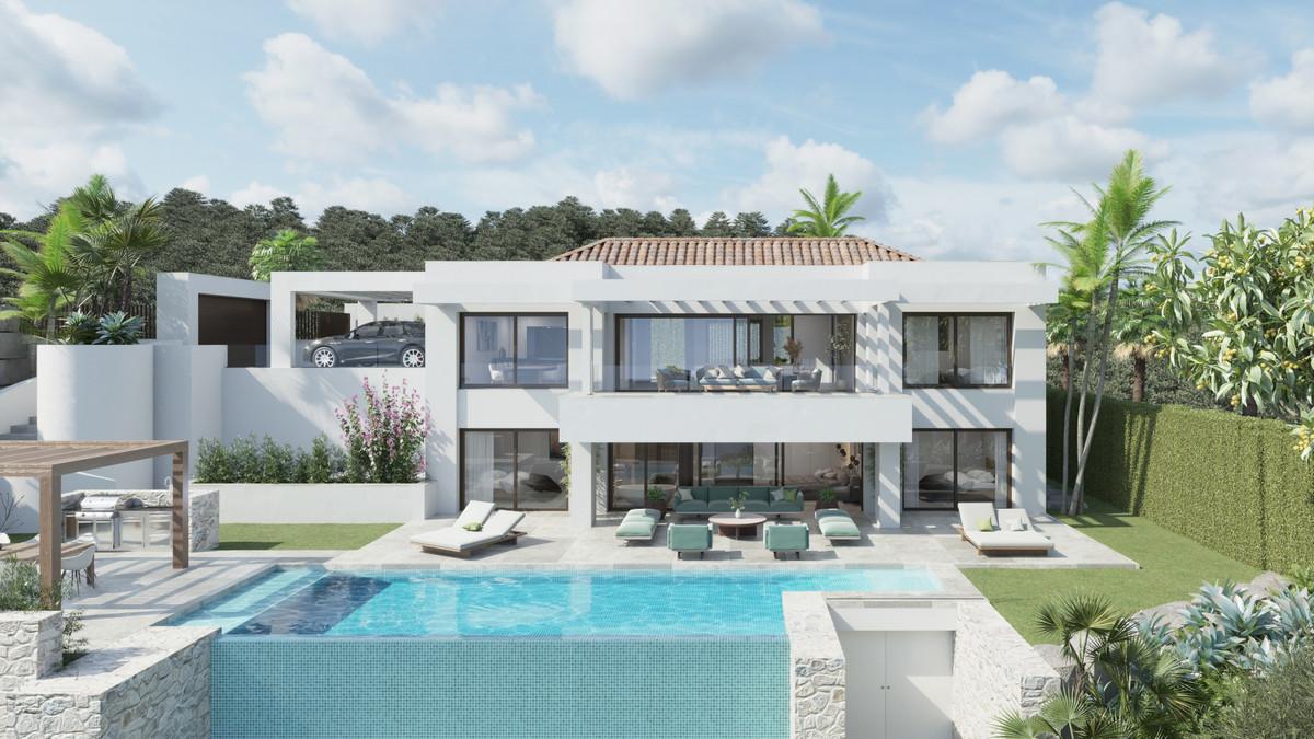 Detached Villa for sale in Benahavís R3786529