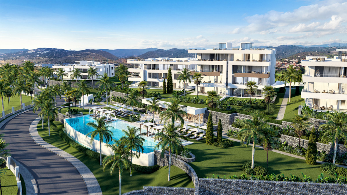 Apartments in Marbella R3480115