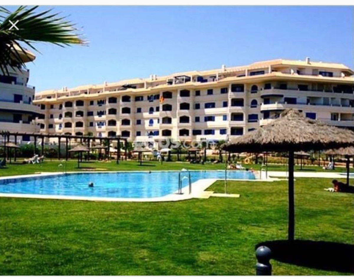 Two-bedroom corner apartment in La Noria IV Sabinillas with lovely sea and mountain views from the p,Spain