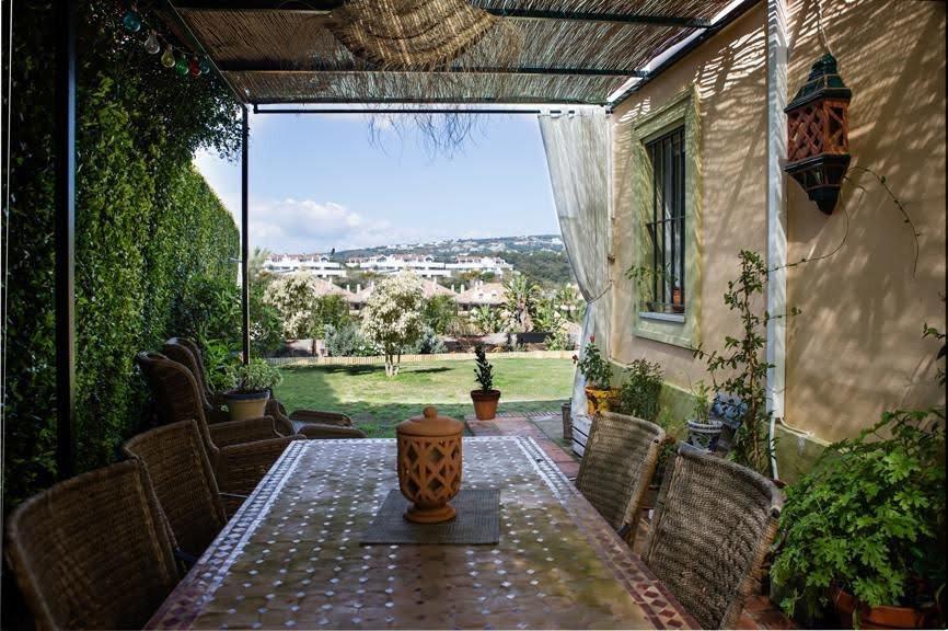A stunning four-bedroom townhouse located in Las Terrazas de Sotogrande in Sotogrande Alto.  This is,Spain