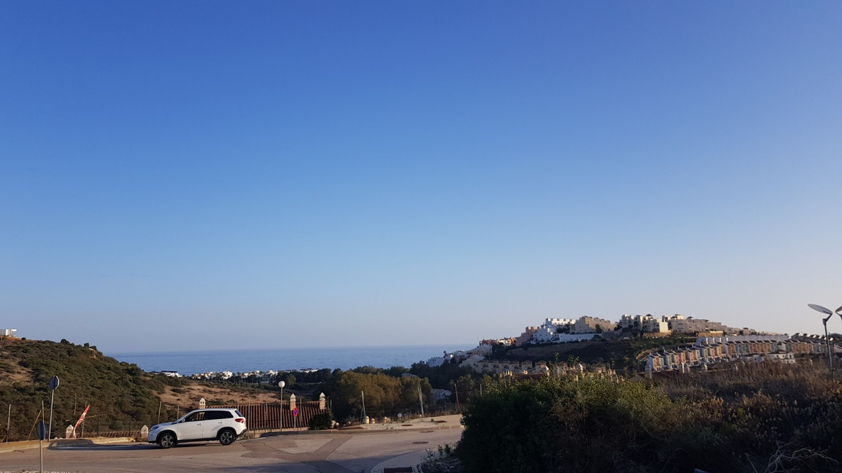 Large plot with stunning views located on the Majestic development in Casares. This is one of the be,Spain