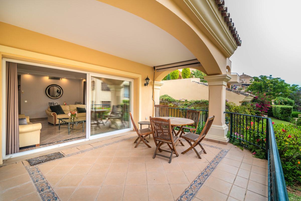 Apartment Ground Floor in Elviria, Costa del Sol