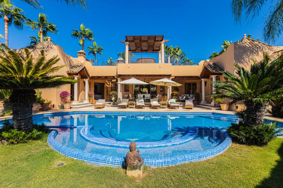 Detached Villa for sale in Marbella R3470515