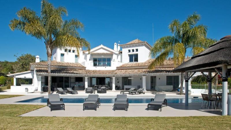 Fristående villa i Benahavís R2399537