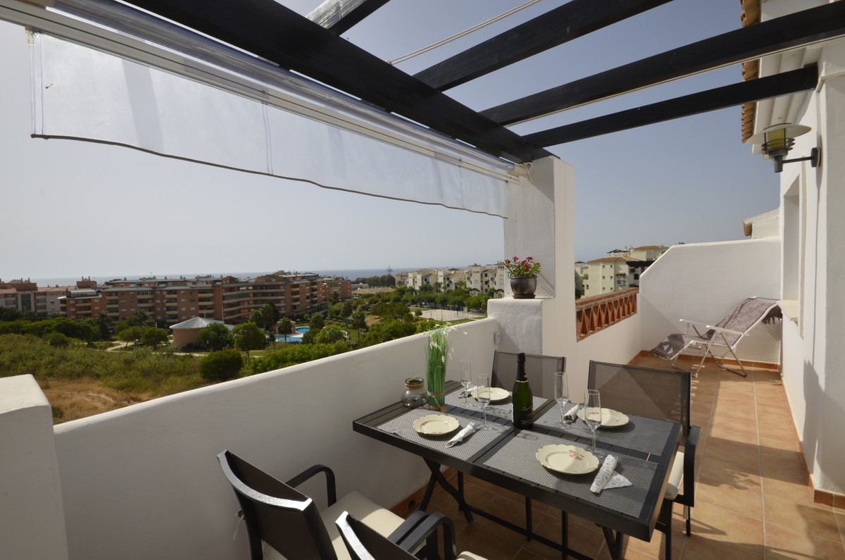 Penthouse for sale in San Luis de Sabinillas