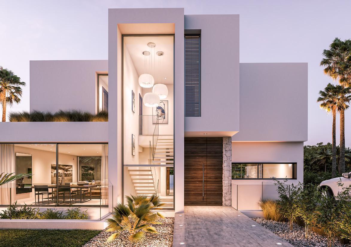 Villa for sale in New Golden Mile, Costa del Sol