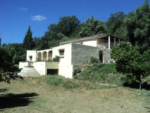 Villa for sale in Estación de Gaucin, Costa del Sol