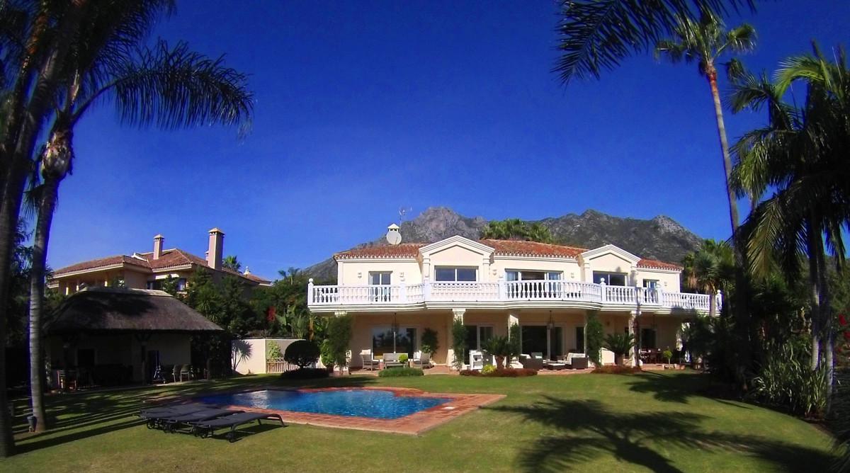 Detached Villa for sale in Marbella R3597701