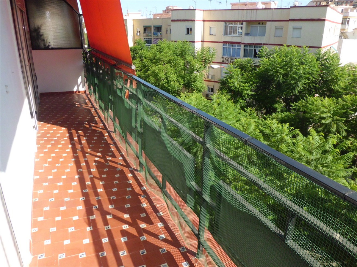 For sale  bright apartment in the center of Fuengirola, on a Main Street, is on the  fourth floor wi,Spain