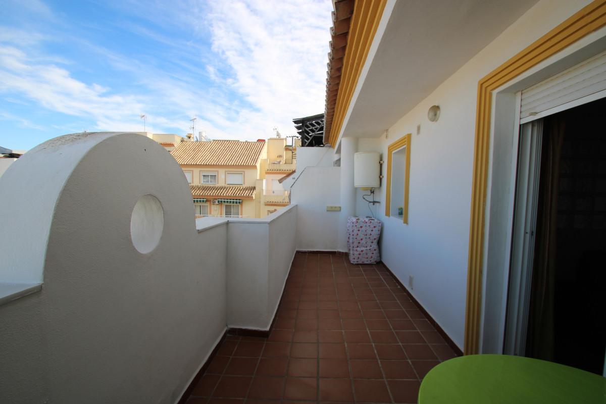 Top Floor Apartment, Mijas, Costa del Sol. 1 Bedroom, 1 Bathroom, Built 49 m², Terrace 10 m².  Setti,Spain