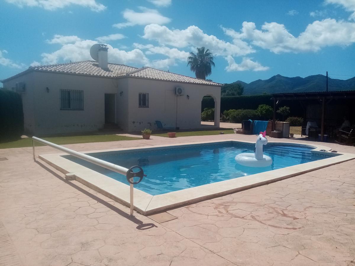 Detached Villa, Alhaurin de la Torre, Costa del Sol. 3 Bedrooms, 3 Bathrooms, Built 136 m², Terrace ,Spain