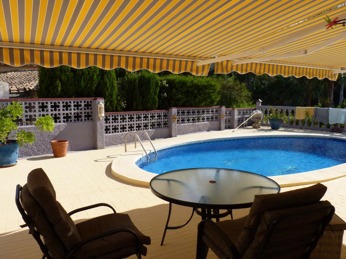 Charming Detached Villa in Benalmadena, Costa del Sol.  Walking distance to several restaurants, Mer,Spain