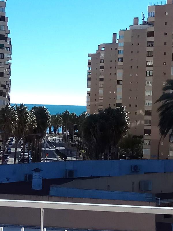 Middle Floor Apartment, Playamar, Costa del Sol. 1 Bedroom, 1 Bathroom, Built 51 m², Terrace 15 m². ,Spain