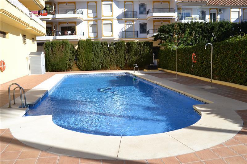 Fabulous opportunity to buy a Studio in the Butibamba area of La Cala de Mijas.  Beachside which is ,Spain