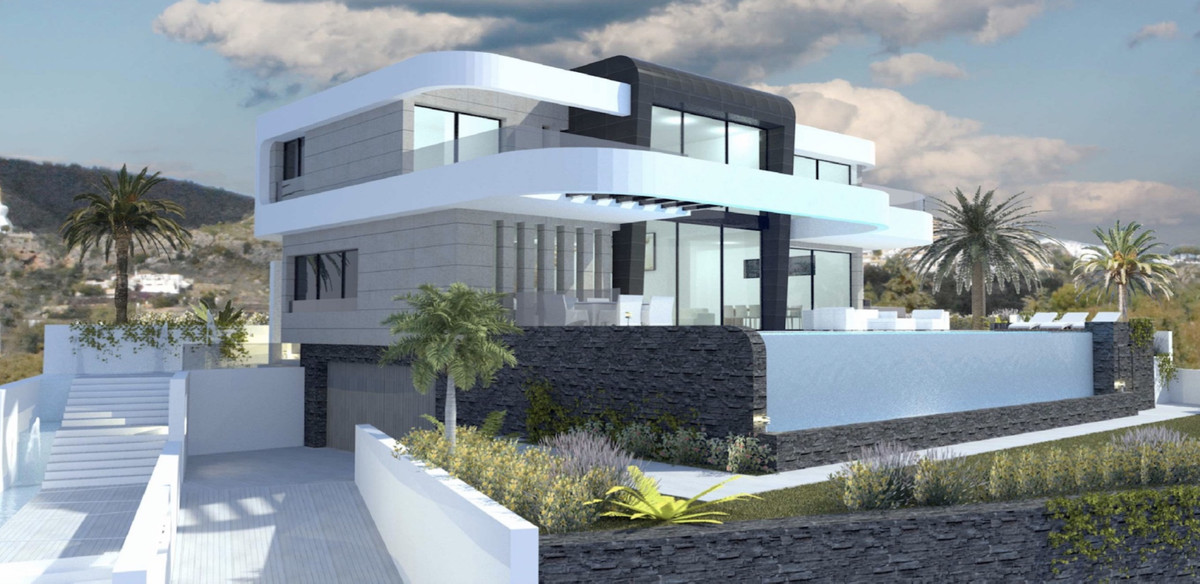 From 1.595.000 € - Luxury off-plan contemporary villa in the prestigious urbanization of Valderrama,,Spain