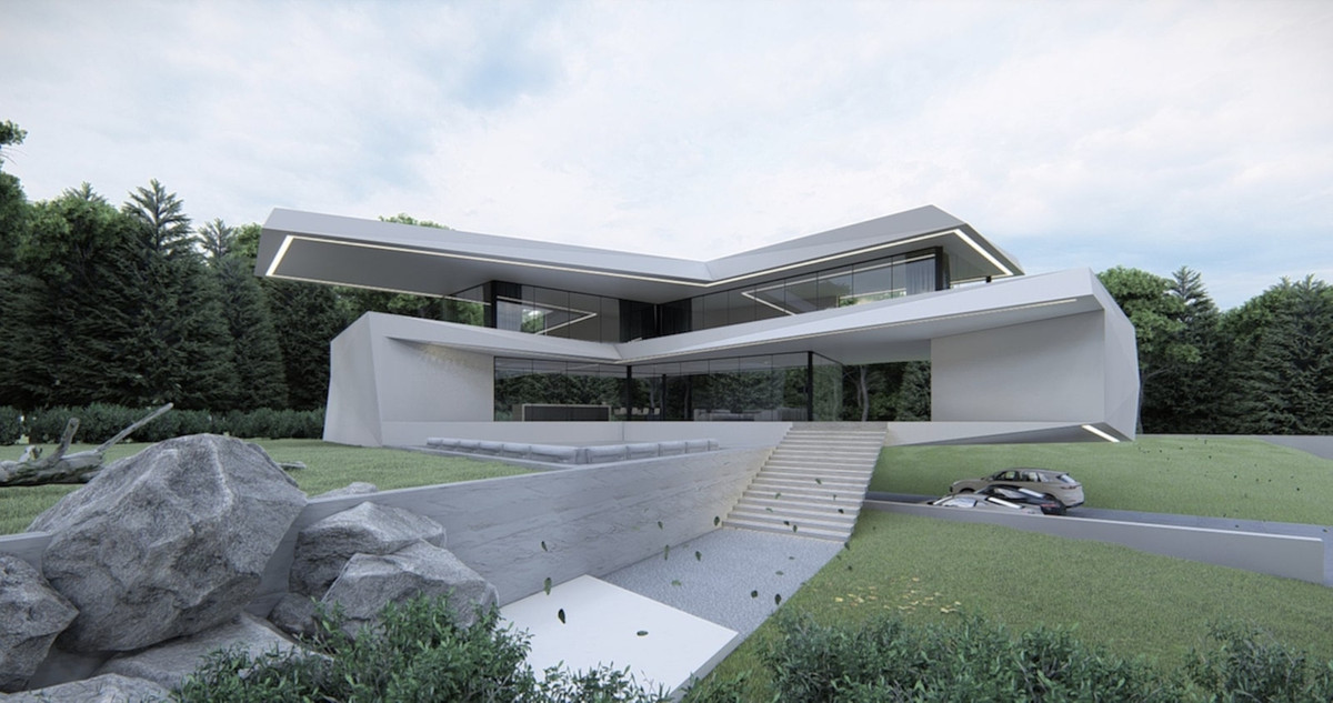 6 Bedroom Detached Villa For Sale Sotogrande Alto