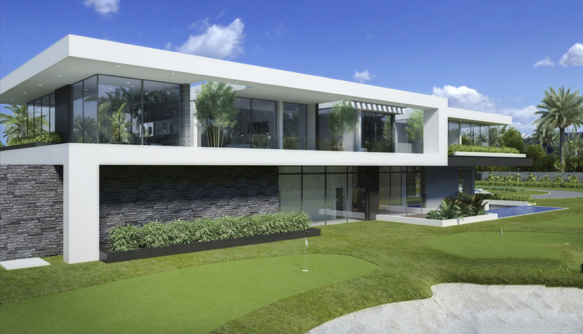 Villa Individuelle à Sotogrande Costa, Costa del Sol