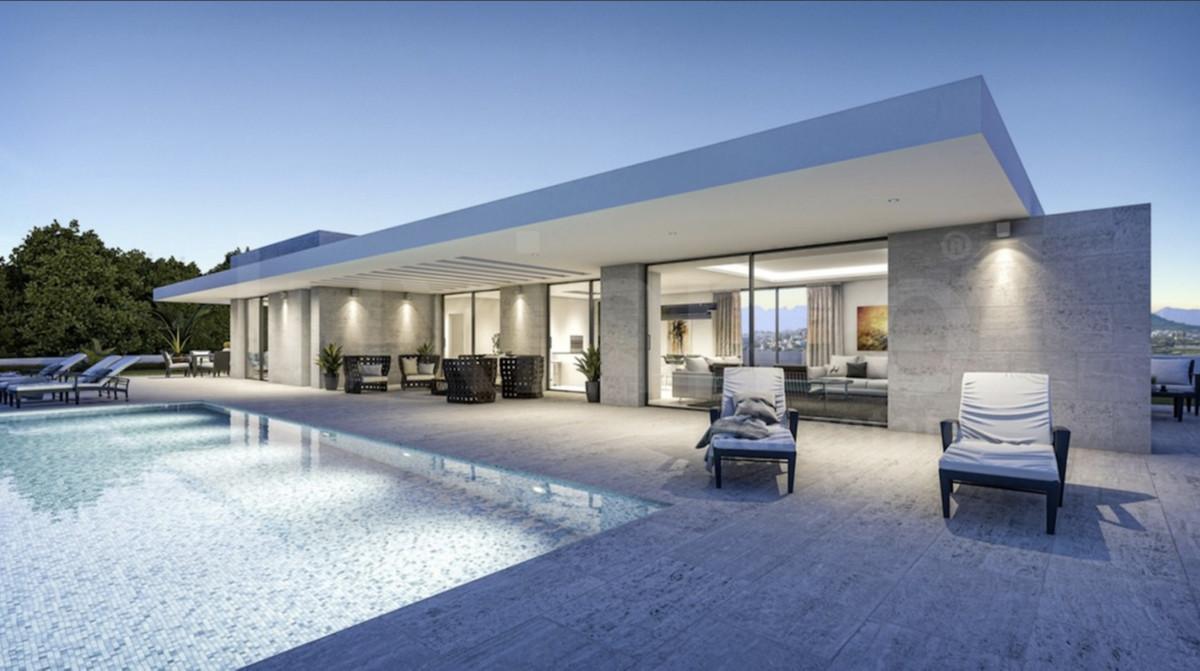 OFF-PLAN CONTEMPORARY VILLA FROM €895.000 in La Cala  Golf, La Cala de Mijas only 2,5 km away from t,Spain