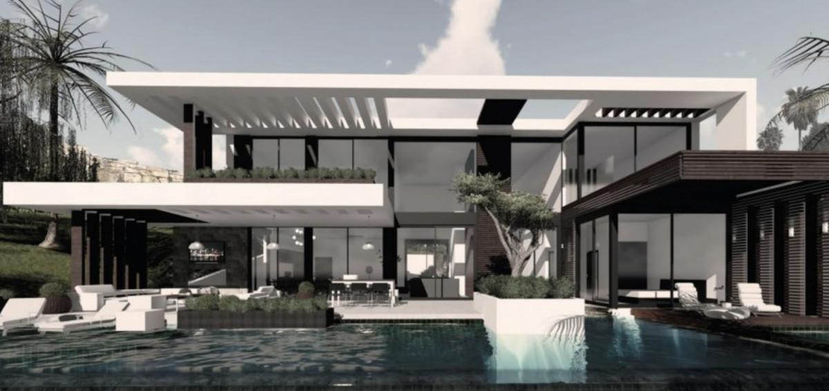 Bespoke off-plan contemporary villa in La Cala Golf with sea views, La Cala de Mijas only 2.2 km awa,Spain