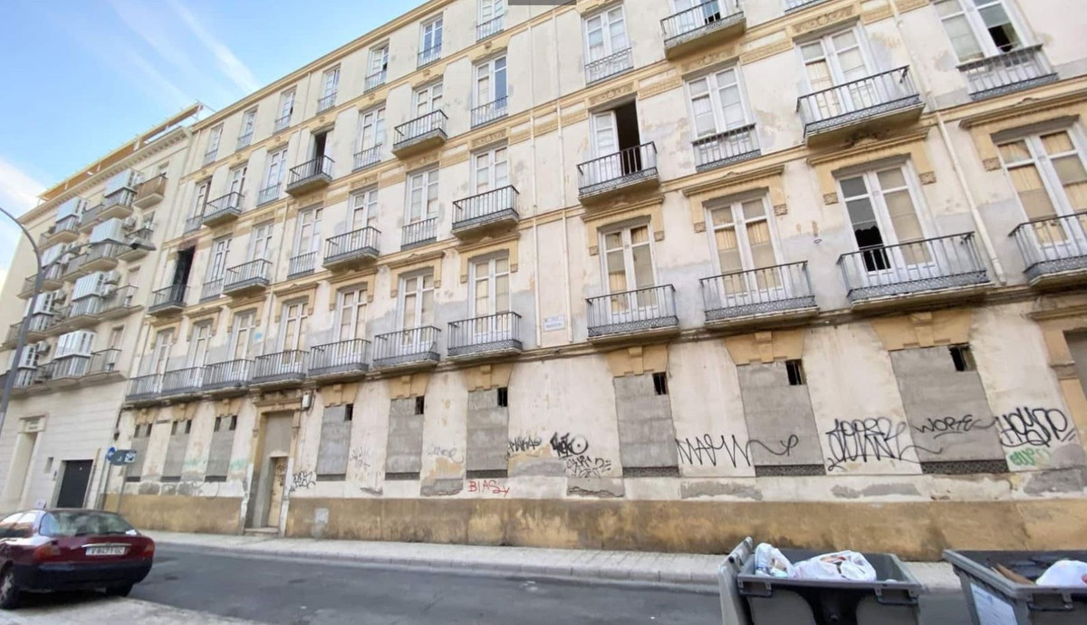 Apartment Complex for sale in Málaga Centro R3938842