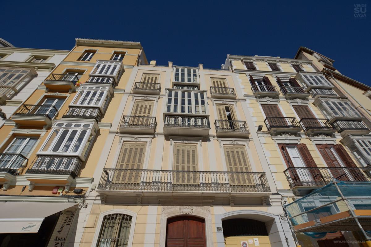 Apartamento  Ático en venta   en Malaga Centro