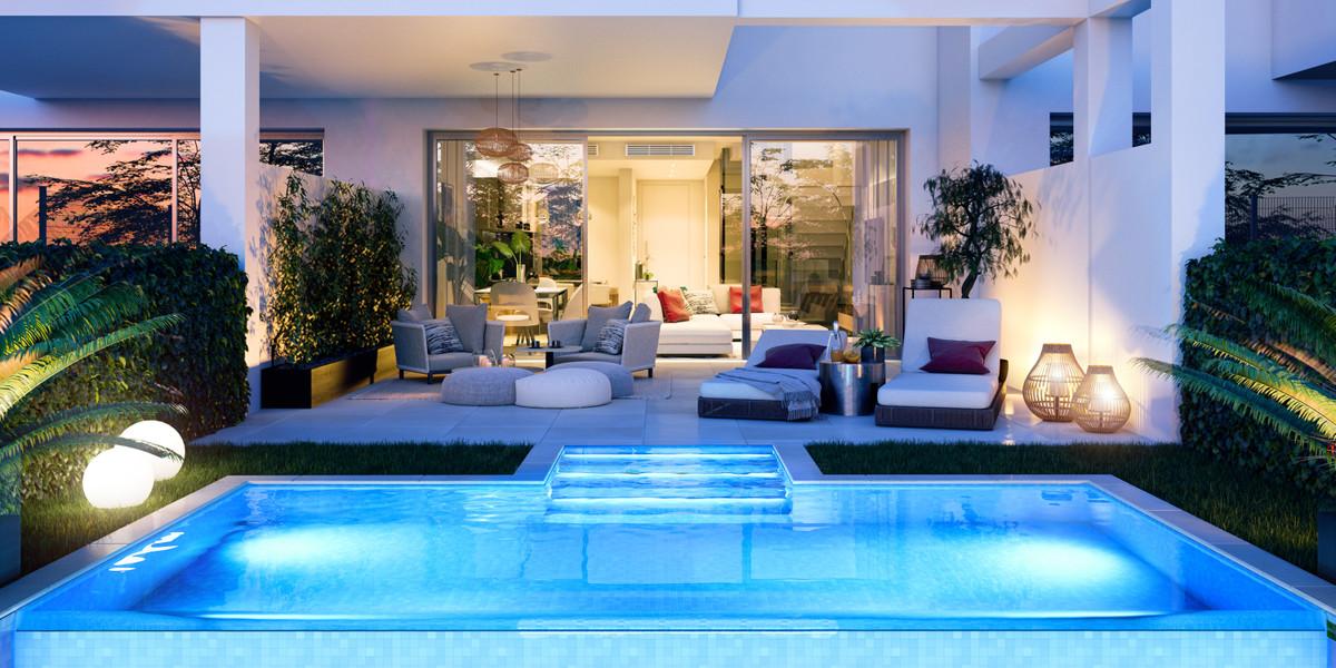 3 Bedroom Terraced Villa For Sale Manilva