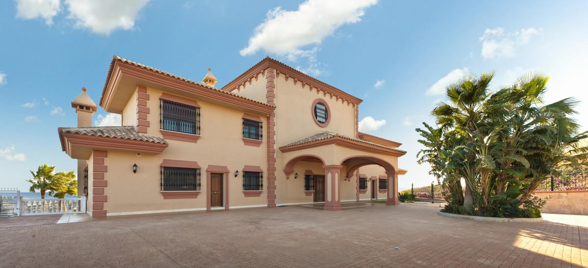 7 Bedroom Detached Villa For Sale Mijas