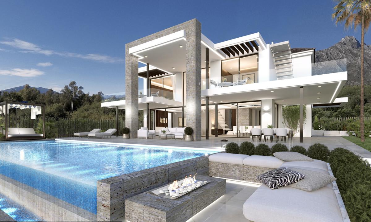 Detached Villa for sale in Marbella R3295783