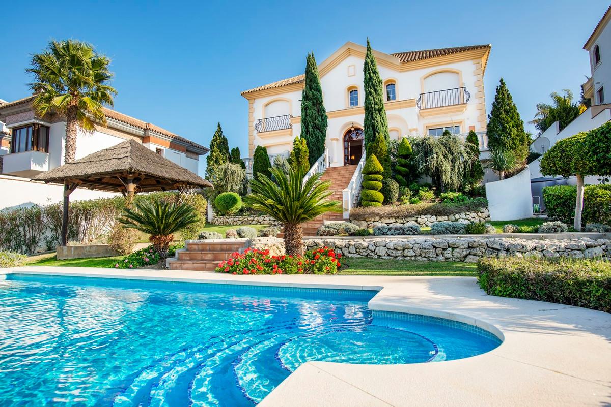 5 Chambres Villa dans La Cala Golf